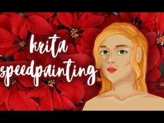 ♥KRITA SPEEDPAINTING♥