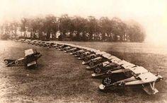 World War 1 German aircraft.