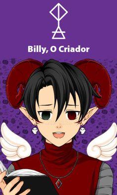 Billy ajuda com que o operador tenha um fluxo constante de ideias novas e criativas, ajudando sempre o magista com textos e histórias Protection Sigils, Magick, Witch, Mandala, Anime, Art, Geometric Fashion, Sigil Magic, Wicca Recipes