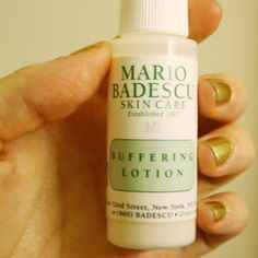 Product Rave: Mario Badescu Buffering Lotion
