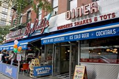 Big Daddy's Diner | 1596 Second Ave | Restaurants | Time Out New York Kids