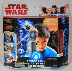 Star Wars Force Link Starter Set Kylo Ren SEALED and BRAND NEW Perfect Condition