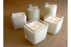 How to Make Homemade Candle Wicks (with Pictures) | eHow