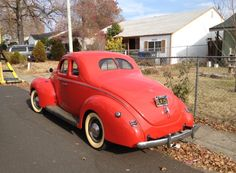 1940 Ford Coupe V8
