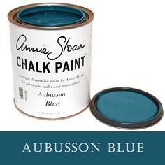 Annie Sloan Chalk Paint® - Aubusson Blue
