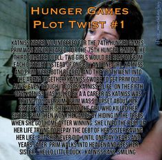 Hunger Games Plot Twist! So sad...:,(( my heart has been ripped out