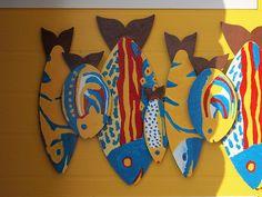 fish art . . . Islamorada, FL