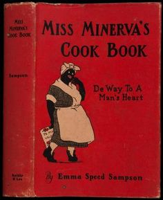 Disturbing but I bet there are some amazing recipes in there.
