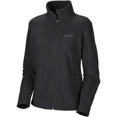 Columbia Fast Trek II Fleece Jacket - Women'sBlack