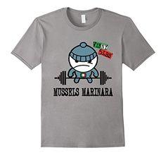 Men's Vinny 5lbs NY Mussels Marinara Muscles Italian Funn... https://www.amazon.com/dp/B06XJVN22B/ref=cm_sw_r_pi_dp_x_-YjXybNWJQZ6N