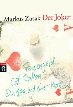 Markus Zusak - Der Joker (A book with a red spine)