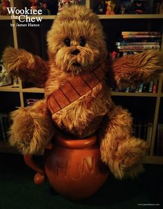 Wookiee the Chew. I want one. :]