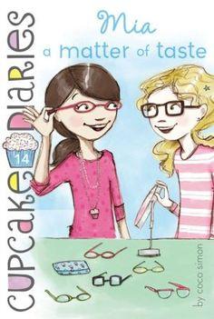 Mia a Matter of Taste (Cupcake Diaries Series #14)
