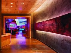 High Velocity Sports Bar at JW Marriott San Antonio #jwsanantonio #luxury #sportsbar #hotel