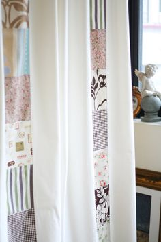 Bohemian Bedroom Curtains for all day whimsy.