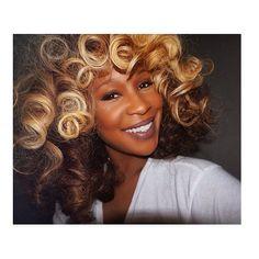 You do things… Curly Hair Styles, Natural Hair Styles, Honey Blonde Hair, Big Hair Dont Care, Hair Laid, Hair Affair, Jackson, Pretty Hairstyles, Kid Hairstyles