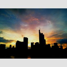 Frankfurt am Main. My favourite city <3