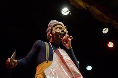 Molienda Teatral * Matacandelas * Foto: Paola Camacho * Décima Fiesta de las Artes Escénicas