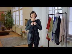 HOW-TO   Super elegantes KUKLA-Cape - YouTube Best Ager Model, Models, Elegant, Cape, Youtube, Outfits, Fashion, Classy, Mantle