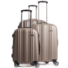 Winton 3-Piece Luggage Set