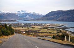 Ulapool - Scotland - my grandparents birthplace