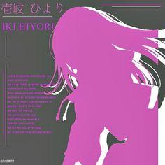 Hiyori from Noragami