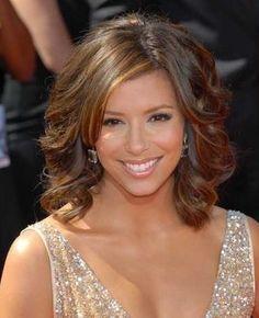 wavy medium length hairstyles with bangs | Trendy Medium Length Wavy Hairstyles | Hairstyles eZine