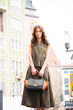 Who´s the boss? #odeeh #celiné #womenswear #streetstyle #ootd #outfitoftheday