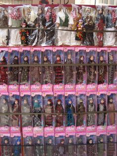 Love Islamic fashion dolls (can't tell if this is Fulla)