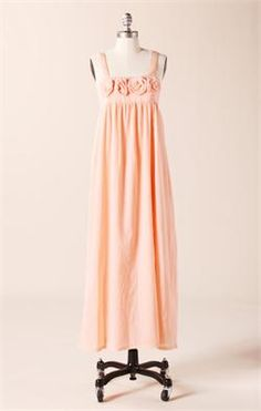 Bay Blossom Maxi Dress by Down East Outfitters $34.99