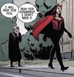 Scarlet Witch #11
