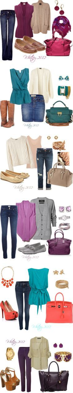 Casual Fall Style...simple and classy