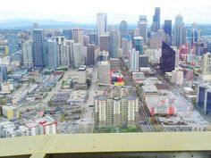 City shot from the top! Nice to have a beer up there and enjoy the view | Yelp