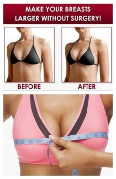 This article is a complete research on natural ways to get bigger boobs fast without surgery or breast implants.