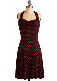world go 'round dress from Modcloth. another retro-looking dress that caught my attention
