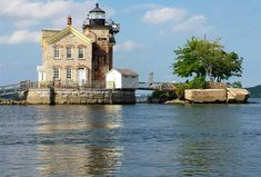 Sleep in a lighthouse, a castle, or more at these Hudson Valley family vacation spots.