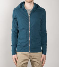 base full zip hooded sweater