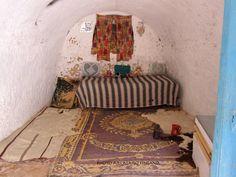 Cave dwelling, Berber village Matmata Luola-asunto berberikylässä Matmata Tunisia Africa Photo by Aili Alaiso Finland