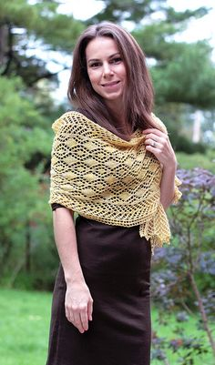 Fairview Scarf by tanislavallee, via Flickr  $4.00 pattern