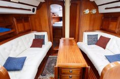 1995 Sweden Yachts 370 Sail Boat For Sale - www.yachtworld.com