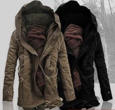 New Handmade Promotion Fashion Men's Hot style Warm by Jughorta, $76.00 BROWN! LARGE! :)