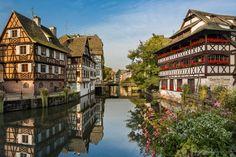 Strasbourg par Mathieu Dupuis