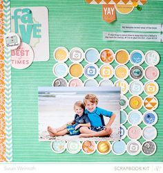 Valley High's July 2013 Kit - Fave by SusanWeinroth at @abbey Phillips Mounier Calico