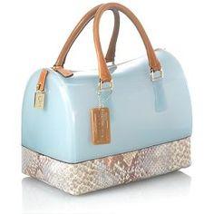 Furla Candy Bauletto Shoulder Handbag