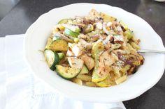 May Pasta Series: Chicken and Veggie Pasta - Starfish Cottage