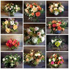 #beautifulseptemberflowers #dragonflyfloral #sendflowers #organicfloraldesign