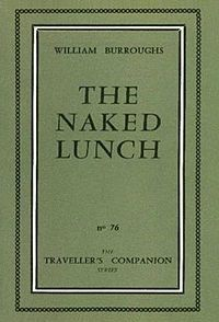 'naked lunch' - William S. Burroughs # primary figure of the Beat Generation # major postmodernist author # one of the most politically trenchant of his generation Famous Books, Famous Quotes, Don Delillo, Life Quotes Pictures, Classic Books, Reading Lists, Reading Room, Love Book, Books To Read