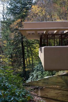 Fallingwater 1936 1939 Bear Run Pennsylvania Frank Lloyd Wright Architecture
