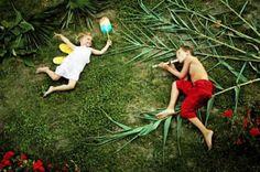 Самые креативные фотографии с детьми (26 фото)