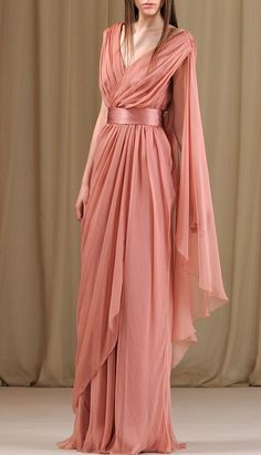 Dress for a young Celebrian - Alberta Ferretti